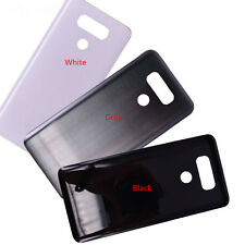 New glass Rear Panel Battery Back Door Cover Housing replacement For LG G6