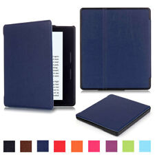 Folio PU Leather Magnetic Smart Cover Folio Stand Case For Amazon Kindle Voyage