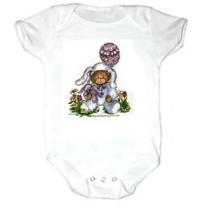 Infant creeper bodysuit romper t-shirt Bunny Rabbit Teddy Bear (k-267)
