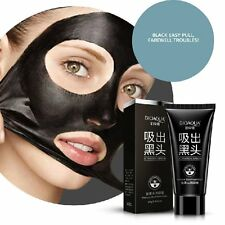 Activated CARBON Blackhead Remover Peel Off Deep Cleansing Black Facial Mask BY