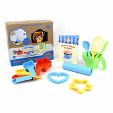 Green Toys - Bake by Shape - Kids Kitchen Play Set NEW