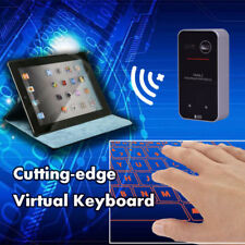 Virtual Laser Projection Keyboard Wireless Bluetooth For Smartphone PC Laptop