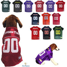 NCAA Fan Game Gear Dog Jersey Shirt for Dogs PICK YOUR TEAM BIG SIZE XS-2XL XXL