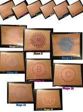 Variety Of Style Steals Blank Brown Greetings Cards & Envelopes