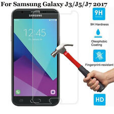 9H Premium Tempered Glass Screen Protector Film For Samsung Galaxy J3/J5/J7 2017
