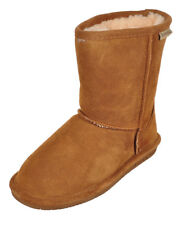 Bearpaw Girls' Suede Boots (Youth Sizes 13 - 5)