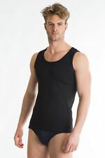 Pack of 3 : OCTAVE® Mens 100% Cotton Coloured Vests