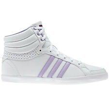 Adidas beqt Mid Ladies Shoes Women High-Top Sneaker White Leisure NEW f38376
