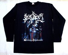 DYING FETUS GROTESQUE IMPALEMENT DEATH METAL LONG SLEEVE T-SHIRT (S-XXL)