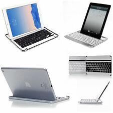Wireless Stand Bluetooth Keyboard Dock Case Cover For iPad 9.7 Air 2/1 3 4 Mini