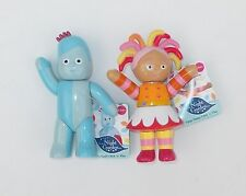 In the Night Garden Clicking Figures 12cm Igglepiggle & Upsy Daisy 12 months +