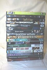 Lot of 17 DVDs; Sci Fi, Horror, Romantic Comedy, Drama, and other genres