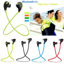 Headset Wireless Bluetooth 4.1 Stereo Earbuds Sports Headphones QCY QY7 With Mic