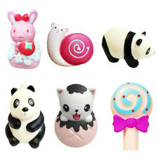 New Squeeze Squishy Toy Cartoon Animal Scented Slow Rising Toy Stress Relief