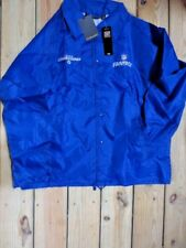 *NWT* NFL Fantasy Football LEAGUE Commissioner jacket-BUTTON UP-Dunbrooke