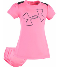 Under Armour Toddler Girl's Tennis Two Piece Outfit