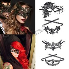 Women Lace Eye Face Mask Costume Masquerade Party Fancy Dress Lady Halloween