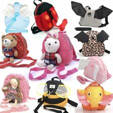 Kids Safety Harness Toddler Backpack Outdoor Travel Anti-lost Baby Bag
