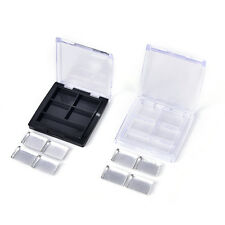 Empty4 Square Grids Eyeshadow Lipstick Powder Box Cosmetic Packing+Palette W