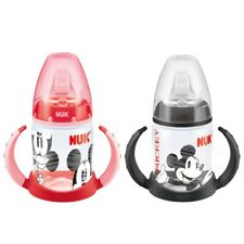 NUK Baby Drink Training Learner Bottle Disney's Minnie & Mickey Mouse 150ml