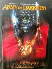 Army Of Darkness Movie Poster Men's T-Shirt - horror movie, Bruce Campbell