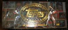 1996 Topps Factory Sealed Baseball Card Set 440 Cards  Series 1 &2 Mickey Mantle