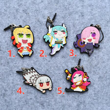 T484 Hot Anime  Fate/Grand Order rubber Keychain KeyRing Rare straps cosplay