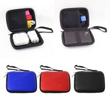 """EVA Carry Case Protective Bag For 2.5"""" External HDD Hard Disk Drive Power Bank"""