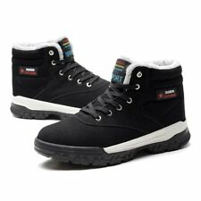 New Arrivals Fashion Men Warm Winter Boots Hot Suede Casual Shoes Hot Short Boot