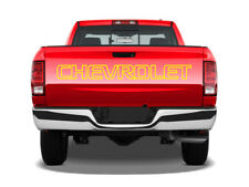 Multiple Color Chevrolet Truck Tailgate Graphics Car Racing Vinyl Decal Sticker