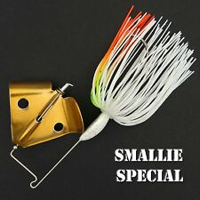 Buzzbait Rapper SMALLIE SPECIAL bass fishing buzz baits. FREE KVD trailer hook.