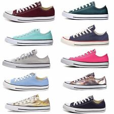 Converse All Star Women Classic NEW Chuck Taylor Canvas Low Top OX Sneakers