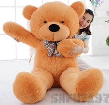 60CM-200CM Huge Giant Plush Teddy Bear Big Stuffed Animal Soft Cotton Toy Gift