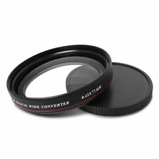 ZOMEI 77MM 0.45X Wide Angle Filter Camera Lens Optical Glass Wide Converter BE
