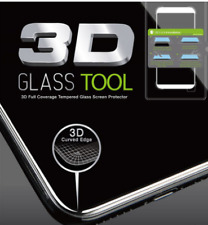 SwitchEasy Glass Tool 3D Full Coverage Tempered Screen Protector i  Phone 7 &8