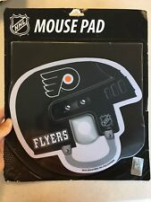 NEW PHILADELPHIA FLYERS HELMET MOUSE PAD GREAT HOLIDAY GIFT FREE SHIPPING