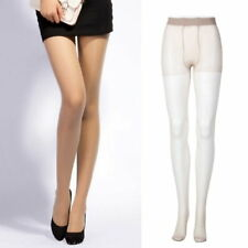 Ultra Thin Nylon Sexy Women Transparent Tights Pantyhose Color StockingsBU
