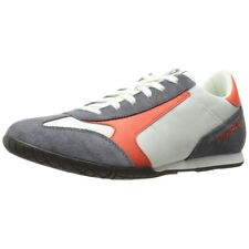 Diesel Men Casual Shoes S-actwyngs Fashion Sneakers Vapor Grey