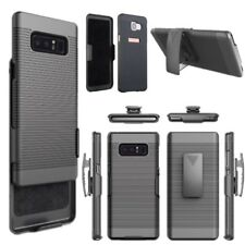 Hard Shockproof Holster Stand Case Cover With Belt Clip For Samsung Galaxy