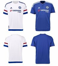 Adidas Men Athletic Team Fan Club Shirts Chelsea Home/Away Soccer Jersey NEW
