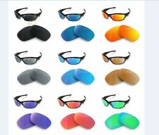 NP Polarized Replacement Lenses for oakley New straight Jacket  different colors