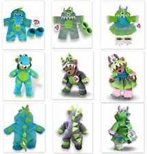 Teddy Bear Clothes fits Build a Bear Monster and Dragons Fun Halloween Outfits