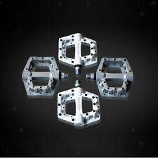 2x BMX MTB Bike Pedals Slip-resistant Aluminum Alloy Bearing Bicycle Pedals