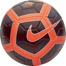 NEW FC Barcelona 2017/18 Strike Football (Soccer ball) by Nike