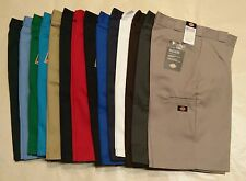 "DICKIES 42283 13"" WORK/UNIFORM CELL PHONE POCKET SHORTS 28 29 30 31 32 33 34 NWT"