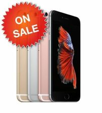 (IN BOX)NEW APPLE IPHONE 6S 16GB UNLOCKED SMARTPHONE ROSE GOLD SILVER SPACE GRAY