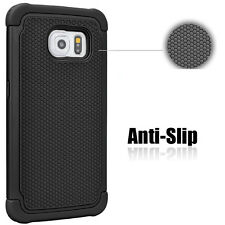 Hybrid Rugged Shockproof Rubber Hard Case for Samsung GALAXY Note 2 3 4 5 G530