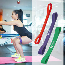 3Resistance Loop Bands Exercise Yoga Bands Gym Workout Fitness Training Strength