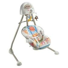 Fisher Price Cradle n Swing Fun Park Replacement Parts, Model W5993