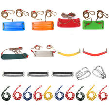 Kids Child Outdoor Activities Toy Swing Seat/Rope/Hanging Strap/Connector/Chain